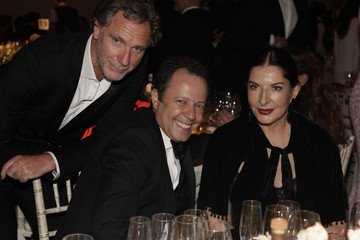 Marina Abramovic 5th Annual amfAR Inspiration Gala Sao Paulo - Inside