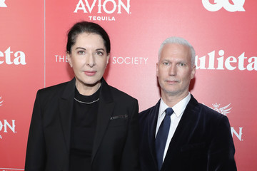 Marina Abramovic The Cinema Society With Avion and GQ Host a Screening of Sony Pictures Classics' 'Julieta' - Arrivals