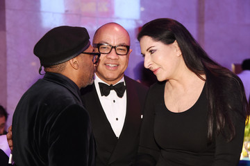 Marina Abramovic 14th Annual Elton John AIDS Foundation an Enduring Vision Benefit - Inside