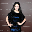 Marina And The Diamonds Celebs at the Louis Vuitton Store Opening in Munich