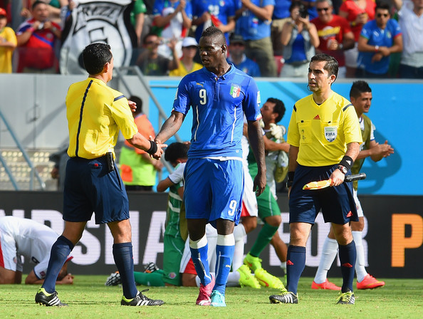 Italy v Costa Rica: Group D