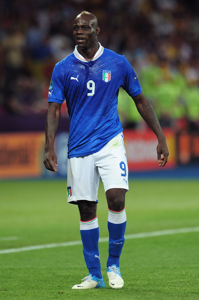 Mario Balotelli Mario Balotelli Photos Spain V Italy Uefa Euro 2012 Final Zimbio