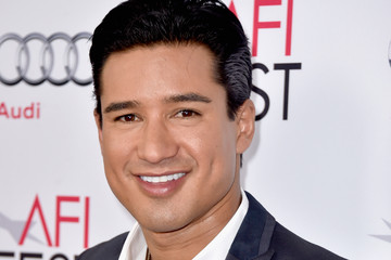 """Mario Lopez AFI FEST 2014 Presented By Audi Opening Night Gala Premiere Of A24's """"A Most Violent Year"""" - Arrivals"""
