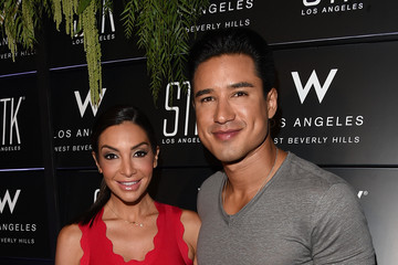 Mario Lopez W Los Angeles - West Beverly Hills and STK Los Angeles Reveal Event