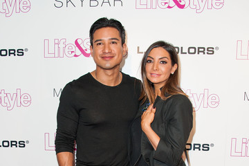Mario Lopez Life & Style Weekly 10-Year Anniversary Party