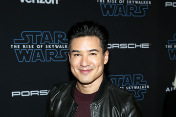 """Mario Lopez World Premiere Of """"Star Wars: The Rise of Skywalker"""""""