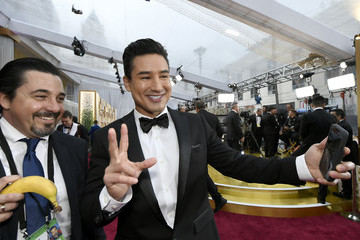Mario Lopez 92nd Annual Academy Awards - Red Carpet