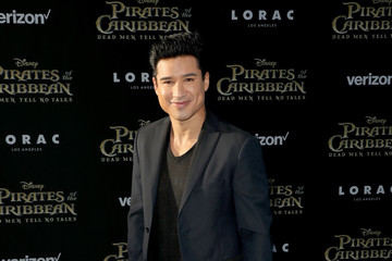 "Mario Lopez Premiere of Disney's ""Pirates of the Caribbean: Dead Men Tell No Tales"" - Arrivals"