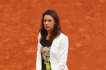 Marion Bartoli 2016 French Open - Day Eight