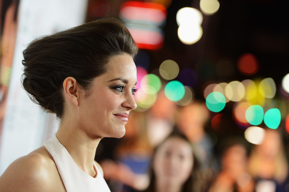 Love it or Loathe it: Marion Cotillard's Voluminous Updo at the 'Rust and Bone' Premiere