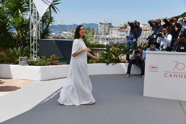 'Ismael's Ghosts (Les Fantomes d'Ismael)' Photocall - The 70th Annual Cannes Film Festival