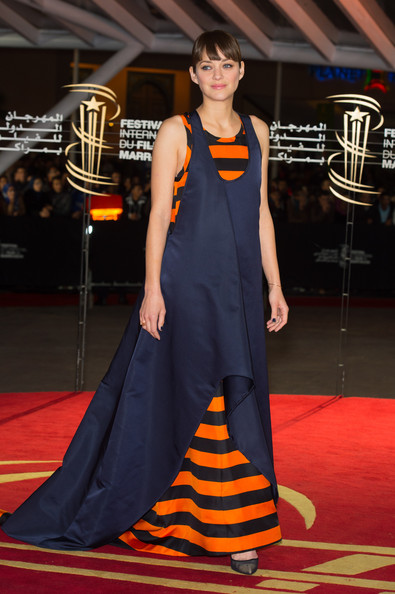 Marion Cotillard - 'Waltz with Monica' Photo Call in Morocco