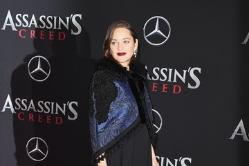 Marion Cotillard 'Assassin's Creed' New York Premiere - Arrivals