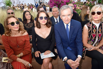 Marisa Berenson Christian Dior: Front Row - Paris Fashion Week - Haute Couture Fall/Winter 2017-2018