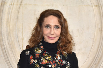 Marisa Berenson Christian Dior : Photocall - Paris Fashion Week Womenswear Fall/Winter 2017/2018