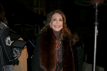 Marisa Berenson Celebrity Sightings : Day Four - Paris Fashion Week- Haute Couture Spring Summer 2017