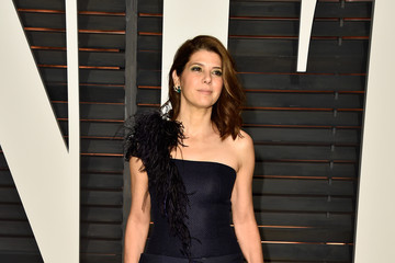 Marisa Tomei Arrivals at the Elton John AIDS Foundation Oscars Viewing Party — Part 5