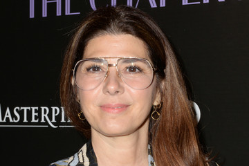 Marisa Tomei Premiere Of PBS' 'The Chaperone' - Arrivals