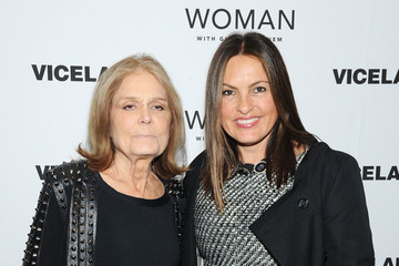 Mariska Hargitay VICELAND New York Premiere Screening of Gloria Steinem's 'Woman'