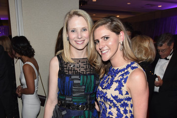 Marissa Mayer Yahoo News/ABC News White House Correspondents' Dinner Pre-Party