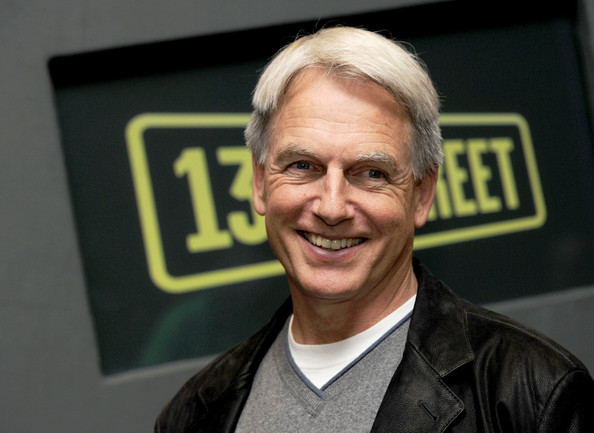 mark harmon. sam and mark harmon