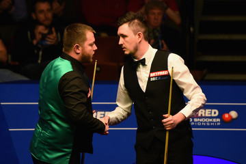 Mark Allen World Snooker Championship - Day 10
