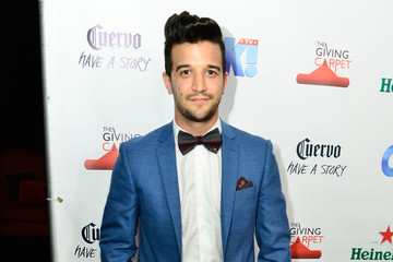 Mark Ballas Arrivals at the OK! TV Awards Party at Sofitel LA
