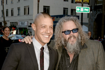 """Mark Boone Junior Theo Rossi Premiere Of FX's """"Sons Of Anarchy"""" Season 6 - Red Carpet"""