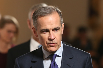 Mark Carney The Prime Minister Delivers Speech On Britain's Economic Future With The EU