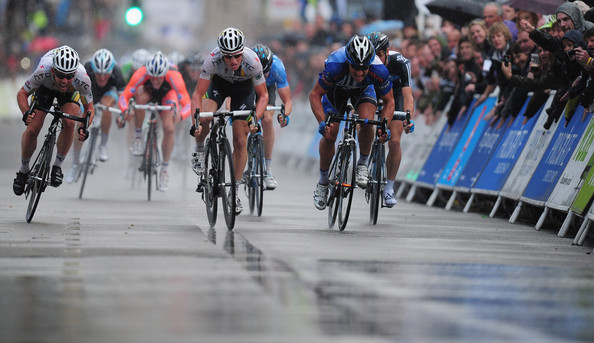 Tour of Britain - Stage Eight