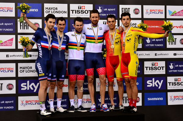 UCI Track Cycling World Championships - Day Five