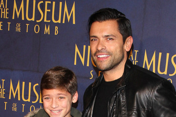 """Mark Consuelos """"Night At The Museum: Secret Of The Tomb"""" New York Premiere - Outside Arrivals"""