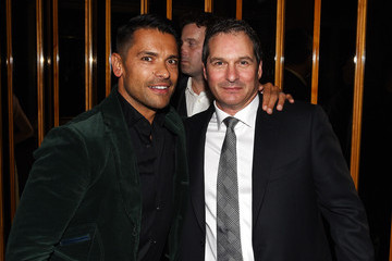Mark Consuelos 'A Walk Among the Tombstones' Screening in NYC