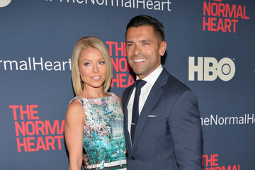 Mark Consuelos 'The Normal Heart' Premieres in NYC — Part 2