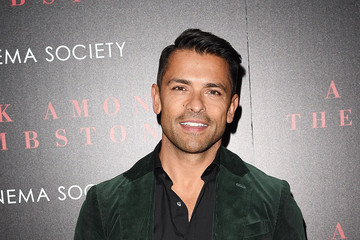 Mark Consuelos 'A Walk Among the Tombstones' Screening in NYC — Part 2