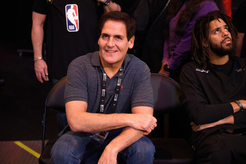 Mark Cuban JBL Three-Point Contest 2018