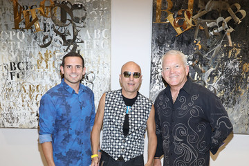 Mark Foley Art Palm Beach 20th Anniversary Welcomes Art Broker & Poet Jimmy D Robinson