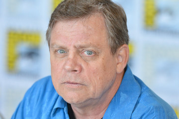 "Mark Hamill Comic-Con International 2012 - ""Stan Lee's World Of Heroes"" Press Line"