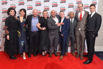 Mark Herbert Jameson Empire Awards 2016 - Winners Room