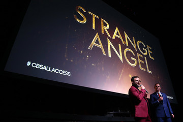 Mark Heyman Premiere Of CBS All Access' 'Strange Angel' - Red Carpet