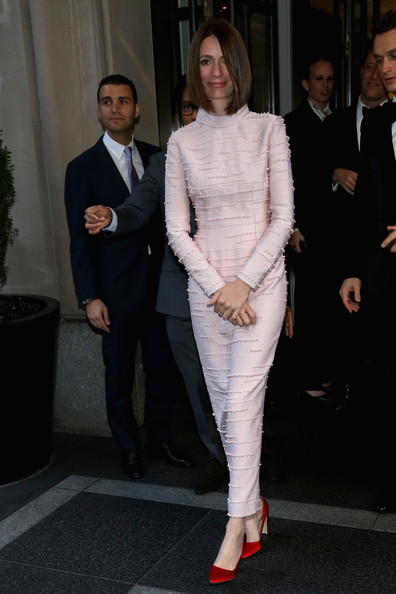 Guests Leave the Met Gala in NYC 2 - 1 of 2