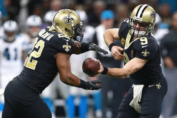 Mark Ingram Wild Card Round - Carolina Panthers v New Orleans Saints
