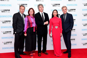 Mark Johnson 'Downsizing' London Film Festival Premiere