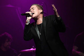 Mark McGrath 2016 Rhonda's Kiss - Show
