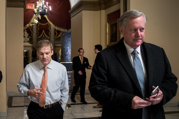 Mark Meadows House Votes On Motion To Go To Conference On Tax Bill