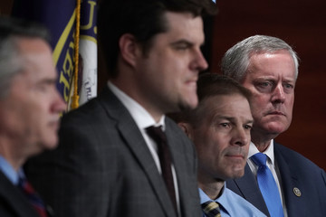 Mark Meadows Rep. Lee Zeldin And Other House Members Call For Special Counsel Investigation Into Misconduct At DOJ And FBI