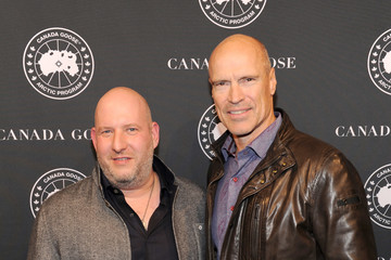 Mark Messier Canada Goose New York City Flagship Store Opening