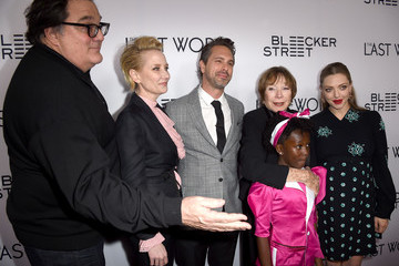 Mark Pellington Premiere of Bleecker Street Media's 'The Last Word' - Red Carpet