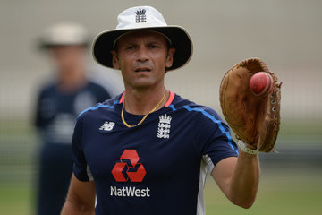 Mark Ramprakash England Net Session