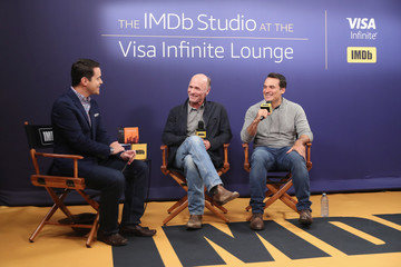 Mark Raso Day Two: The IMDb Studio Hosted by the Visa Infinite Lounge at the 2017 Toronto International Film Festival (TIFF)
